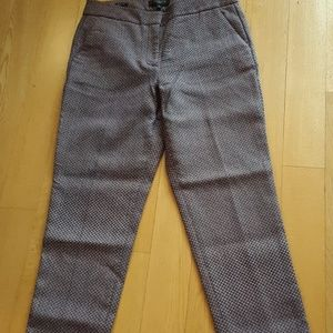Talbots fully lined Heritage pants 8P